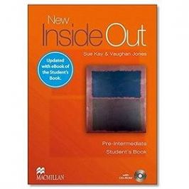 New Inside Out Pre-Intermediate:: Student's Book + eBook