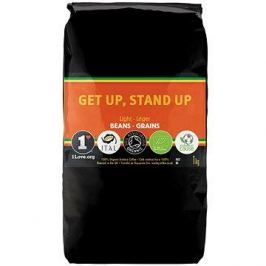 Marley Coffee Get Up Stand Up, zrnková, 1000g